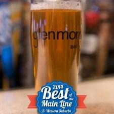 2014 Best of the Main Line: Hotel Bar, Glenmorgan Bar & Grill at The Radnor