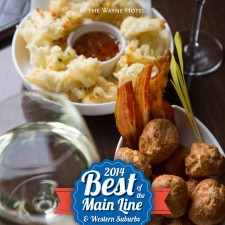 2014 Best of the Main Line: Appetizers, Paramour