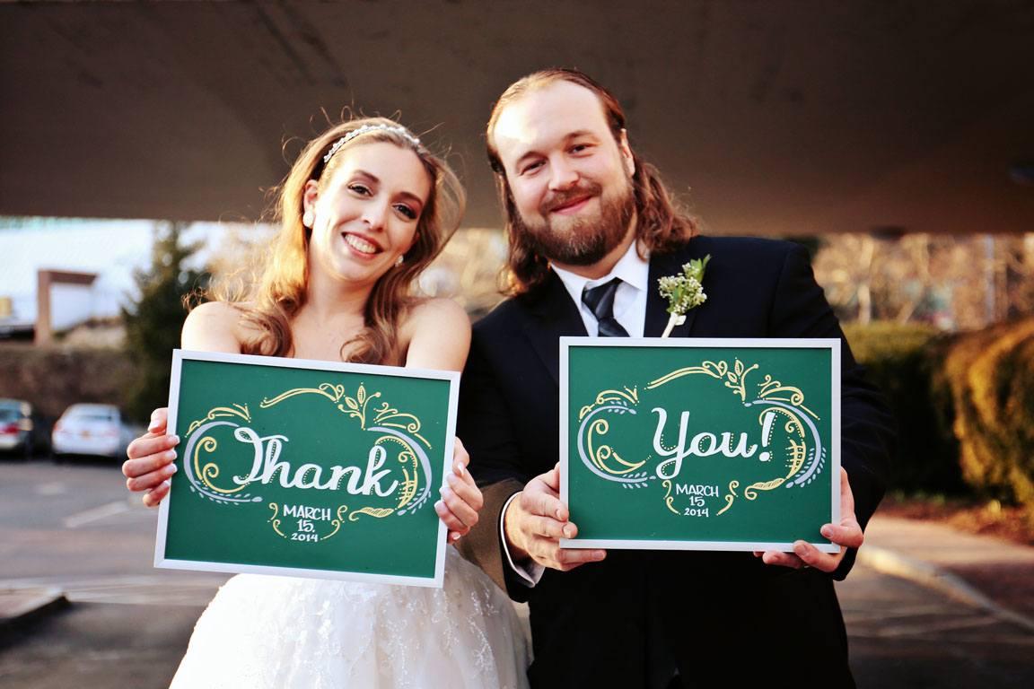 Cristina & Bill's Wedding at The Radnor