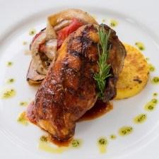 Whiskey BBQ Grilled Chicken