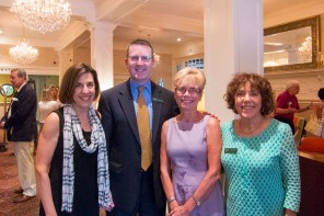 Wayne Business Association's August Business Card Exchange at Paramour