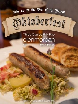 Oktoberfest at Glenmorgan 2014
