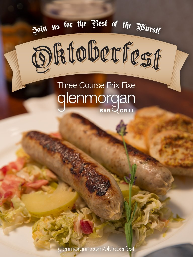 Oktoberfest at Glenmorgan 2014