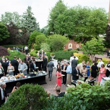 Sondra & Scott's Wedding Reception at The Radnor