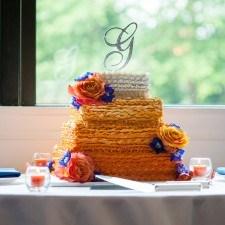 Sondra & Scott's Wedding Reception at The Radnor