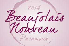 Beaujolais Nouveau at Paramour