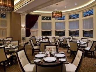 Paramour's Main Dining Room