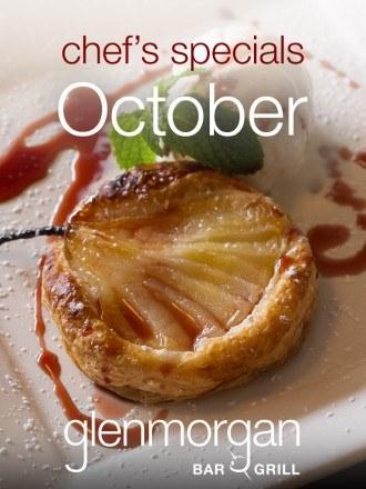 Chef's Specials at Glenmorgan