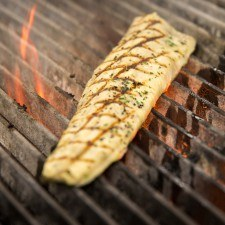 Rainbow Trout on the grill