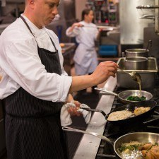 Eric Goods, Executive Chef of Paramour