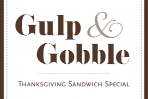 Gulp & Gobble at Paramour