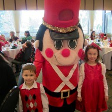 Children's Holiday Tea at The Radnor