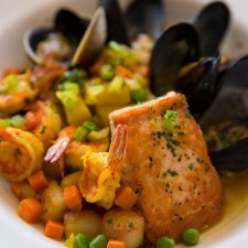 Seafood Pot au Feu