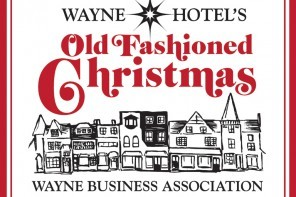 Wayne Hotel's Old Fashioned Christmas 2014