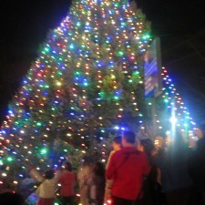 Wayne Hotel's Old Fashioned Christmas Tree Lighting Ceremony