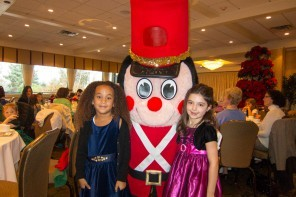 Children's Holiday Tea at The Radnor 2014 Recap