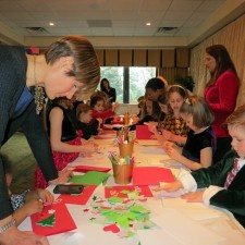 Children's Holiday Tea at The Radnor
