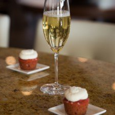 Champagne and Cupcakes at Paramour