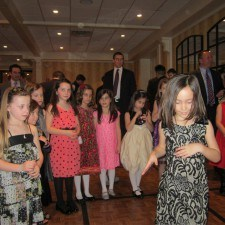Daddy Daughter Valentine's Dance at The Radnor 2014