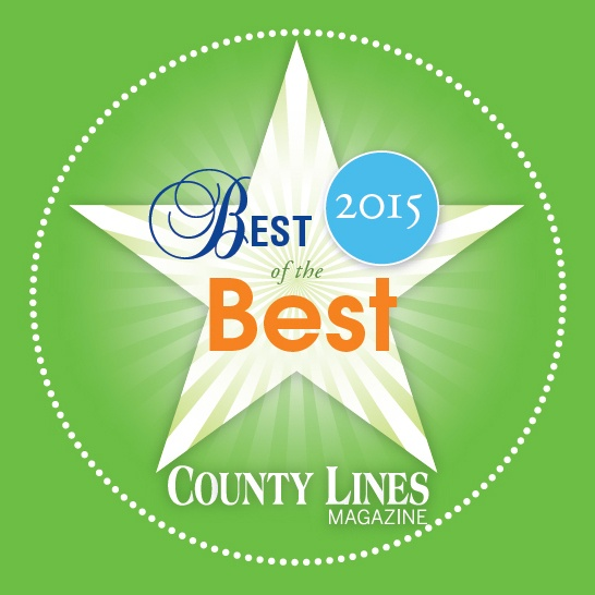 County Lines Magazine Best of the Best 2015