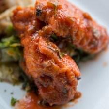 Pollo Tre Modi - Spicy Fra Diavolo