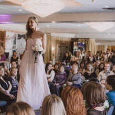 Main Line Bridal Event Fashion Show