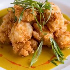 Crispy Rock Shrimp