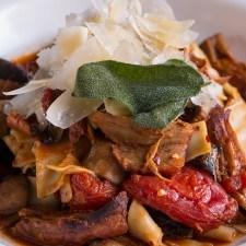 Pappardelle & Braised Veal