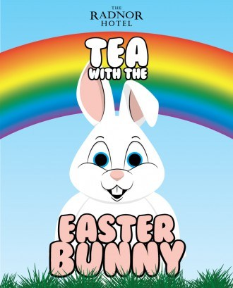 Tea with the Easter Bunny