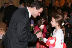 The 4th Annual Daddy Daughter Valentine's Dance at The Radnor Recap