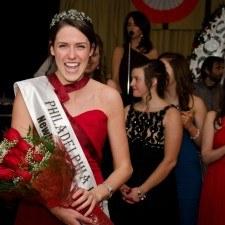 Mairead Comaskey, 2015 Philadelphia Rose of Tralee