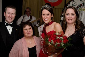 2015 Philadelphia Rose of Tralee Selection at The Radnor