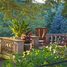 Chanticleer Garden Overlook (Photo Credit: Lisa Roper)