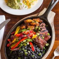 Steak & Shrimp Fajita