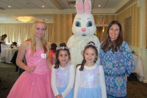 Children's Tea with the Easter Bunny at The Radnor 2015 Recap