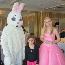 Children's Saturday Afternoon Tea with the Easter Bunny