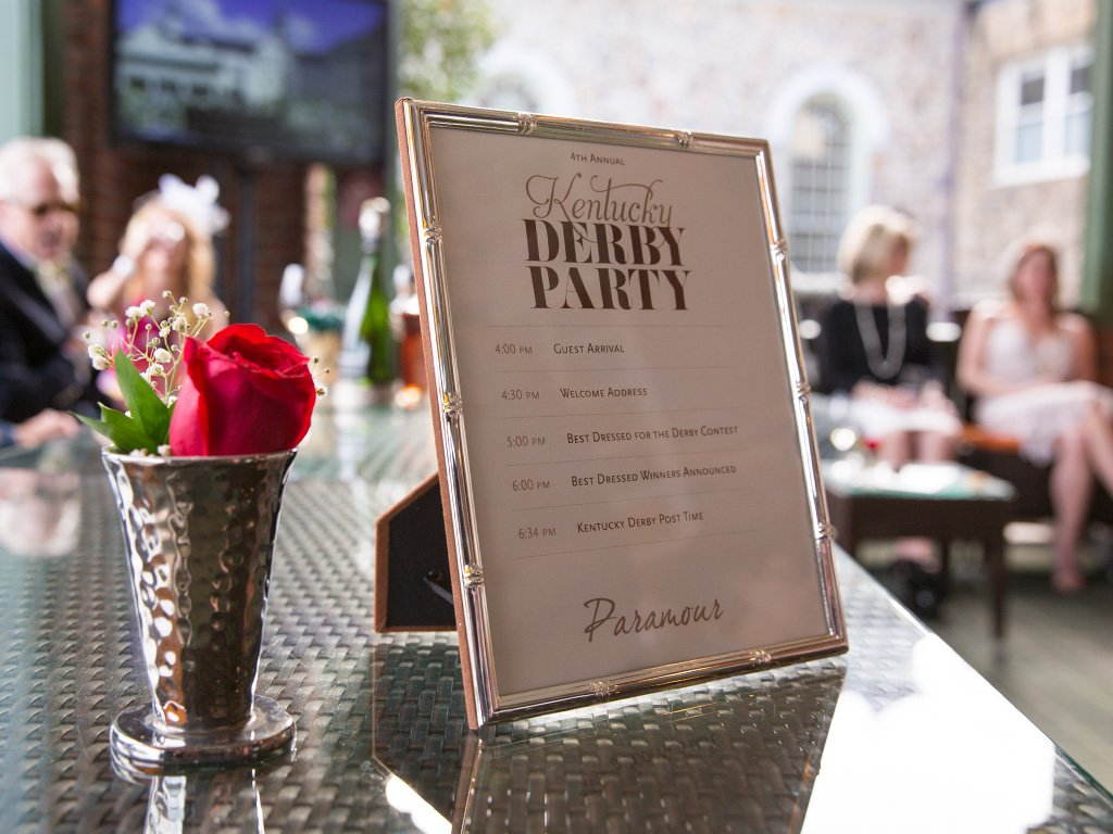 Paramour's 4th Annual Kentucky Derby Party