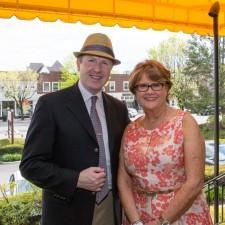 David Brennan (Wayne Hotel General Manager), Mary Ruegg