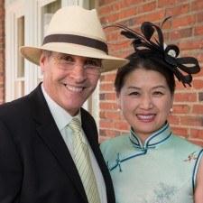 Joseph Amrani (Paramour General Manager), Angela Yan Cheng