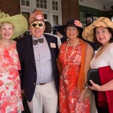 Elizabeth & Jim Collins, Karen Brown, Maureen Gallagher