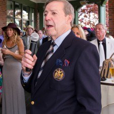 George Strimel (Radnor Historical Society President of the Board)