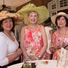 Maureen Gallagher, Elizabeth Collins, Evie Giegerich
