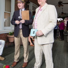 David Brennan (Wayne Hotel General Manager), Best Dressed Contestant