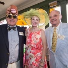 Elizabeth & Jim Collins, Doug Brown