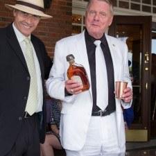 Men's Best Dressed 1st Place Winner Kenneth Skinger