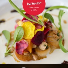 OpenTable Diners' Choice Winner - Contemporary American