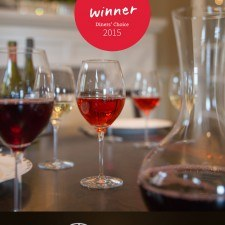 OpenTable Diners' Choice Winner - Notable Wine List