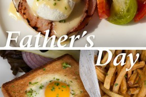 Father's Day Dining at The Radnor and Glenmorgan 2015