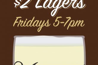 Lager Fridays at Glenmorgan
