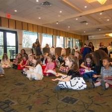 Children's Holiday Tea at The Radnor 2014